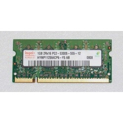 SODIMM 1GB 667mhz DDR2