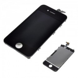 Display Lcd Hd Touch screen + vetro Iphone 4G Bianco Nero