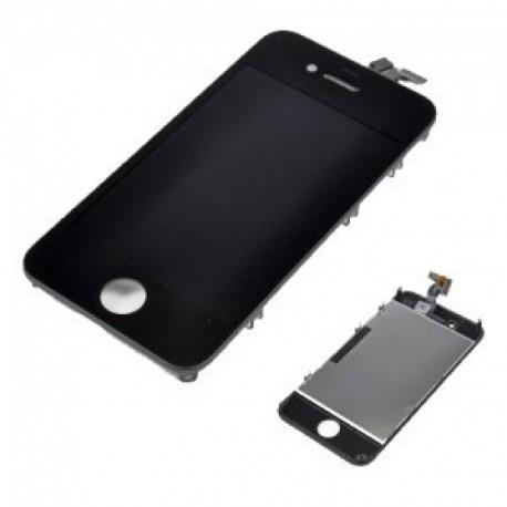 Display Lcd Hd Touch screen + vetro Iphone 4G Bianco Nero
