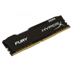 DDR4 4GB 2400 MHZ HYPERX FURY BLACK CL15 KINGSTON