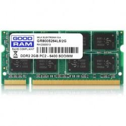 DDR2 2GB 800 MHZ SO-DIMM GOODRAM CL6